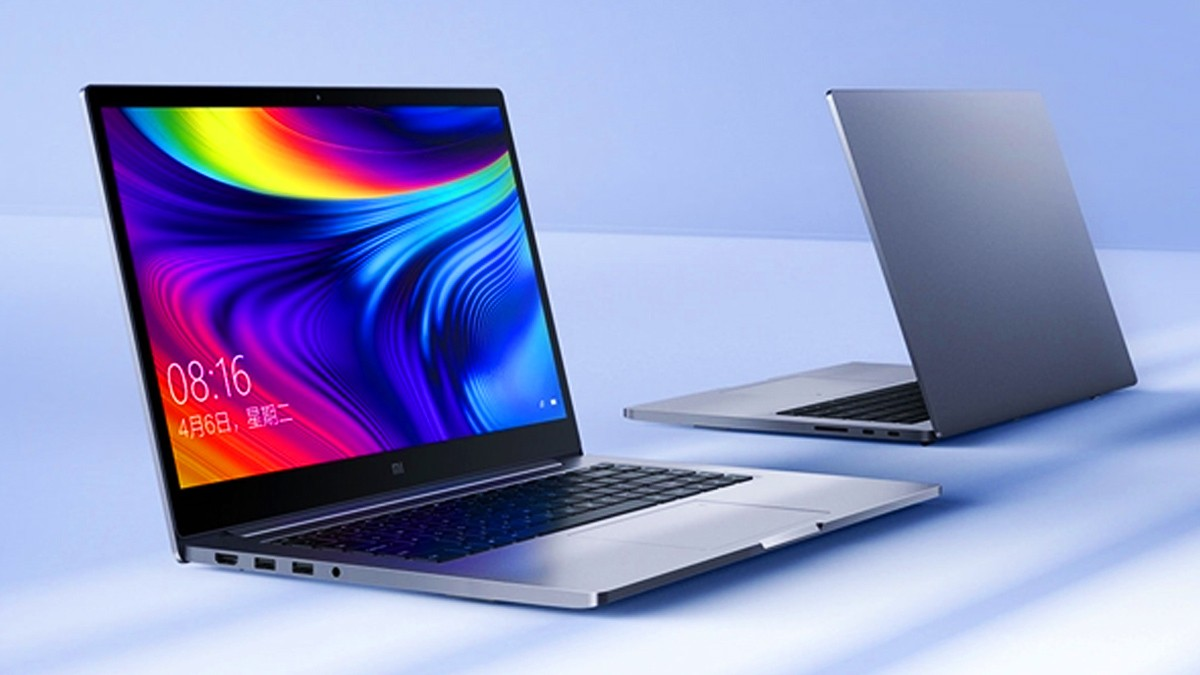 Xiaomi представила топовый ноутбук MiNotebook Pro 15.6 2020