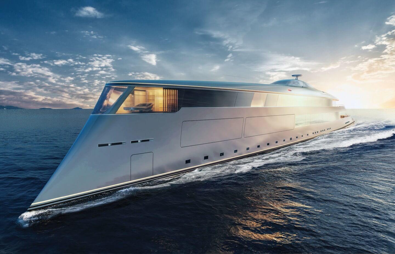 Билл Гейтс стал первым вмире владельцем яхты нажидком водороде. Ееоценили в644$млн [Обновлено]