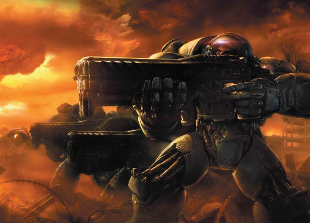 Blizzard только что отменила шутер по StarCraft. Еще один