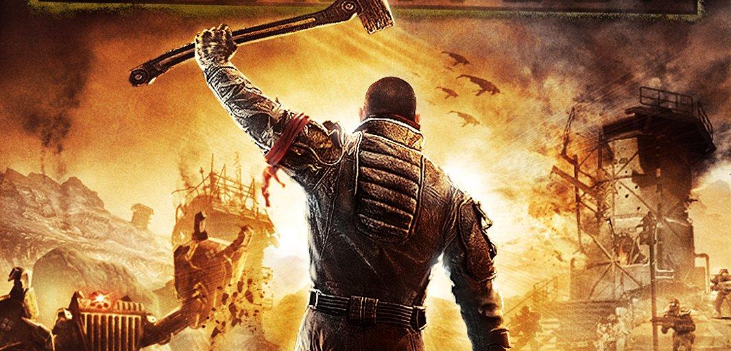 Red Faction: Guerrilla бросила GFWL ради Steam