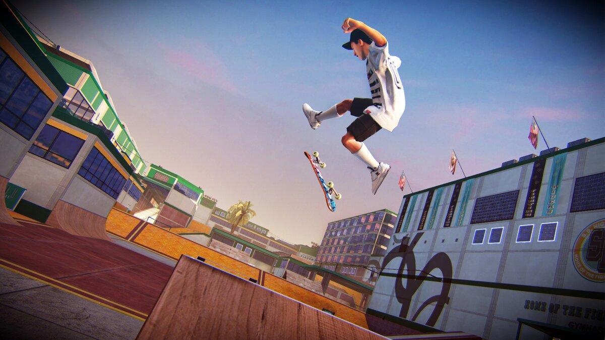 Известный скейтбордист тизерит новую Tony Hawk's Pro Skater. Она может выйти в этом году