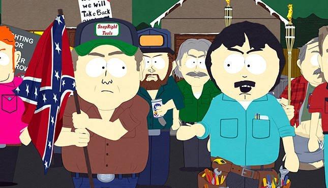 Суть. Короткая рецензия на1 серию 21 сезона «Южного парка»