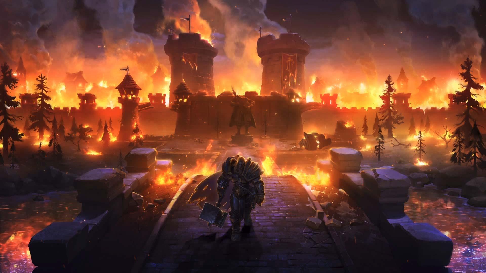 Почему Warcraft 3: Reforged вышла без изменений всюжете— интервью сразработчиками