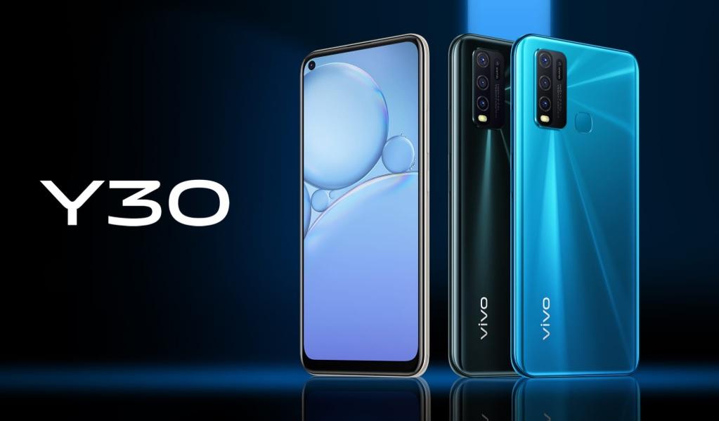 ВРоссии вышел среднебюджетный смартфон Vivo Y30