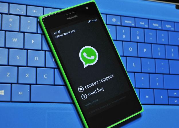 WhatsApp прекратит поддержку Windows Phone истарых версий iOS иAndroid