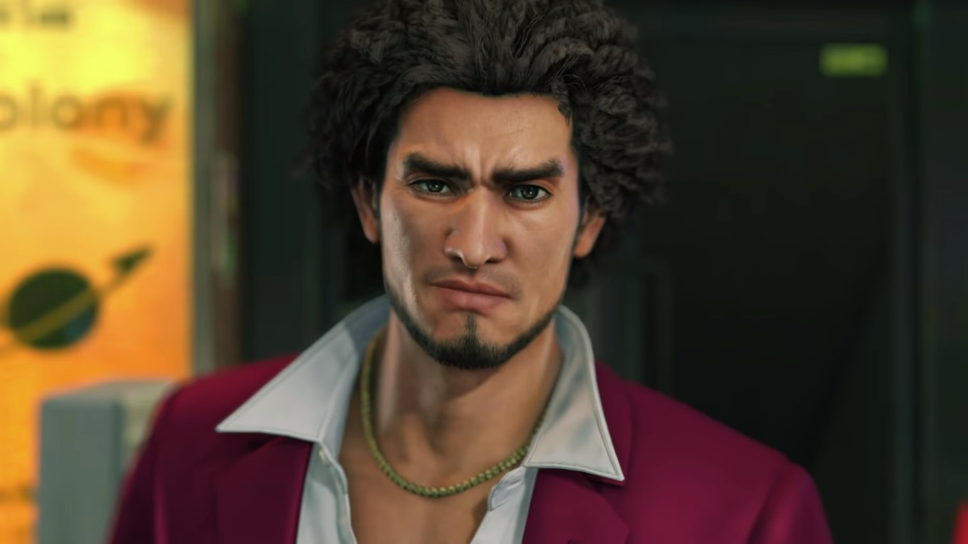 Sega разрабатывает следующую часть Yakuza для PS4— сновым героем