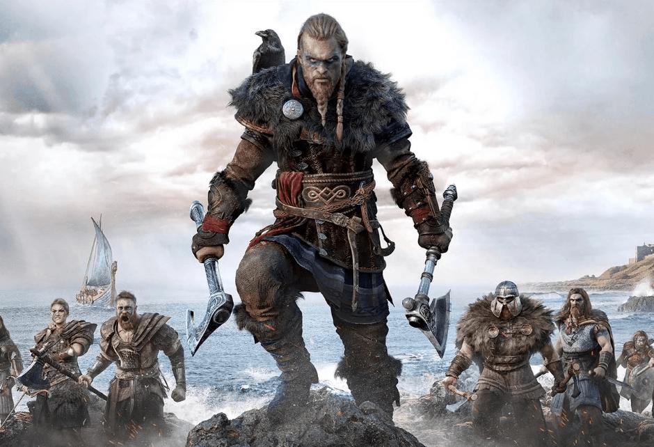 Всеть утекла битва с боссом из Assassin's Creed: Valhalla