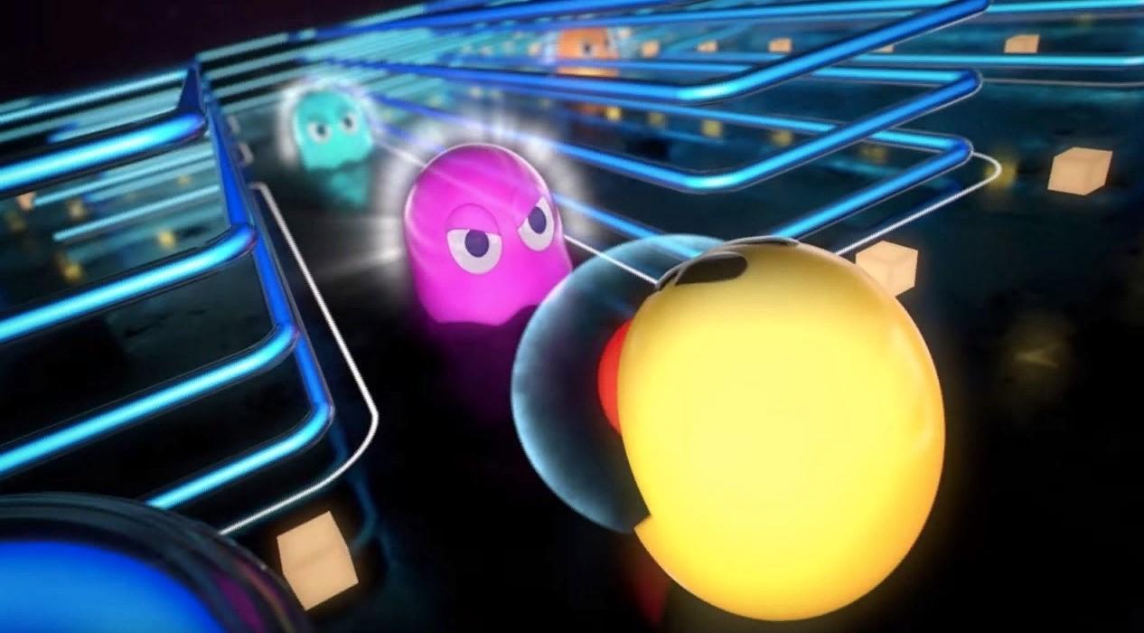 Время подарков. Pac-Man Championship Edition 2 раздают бесплатно почти везде