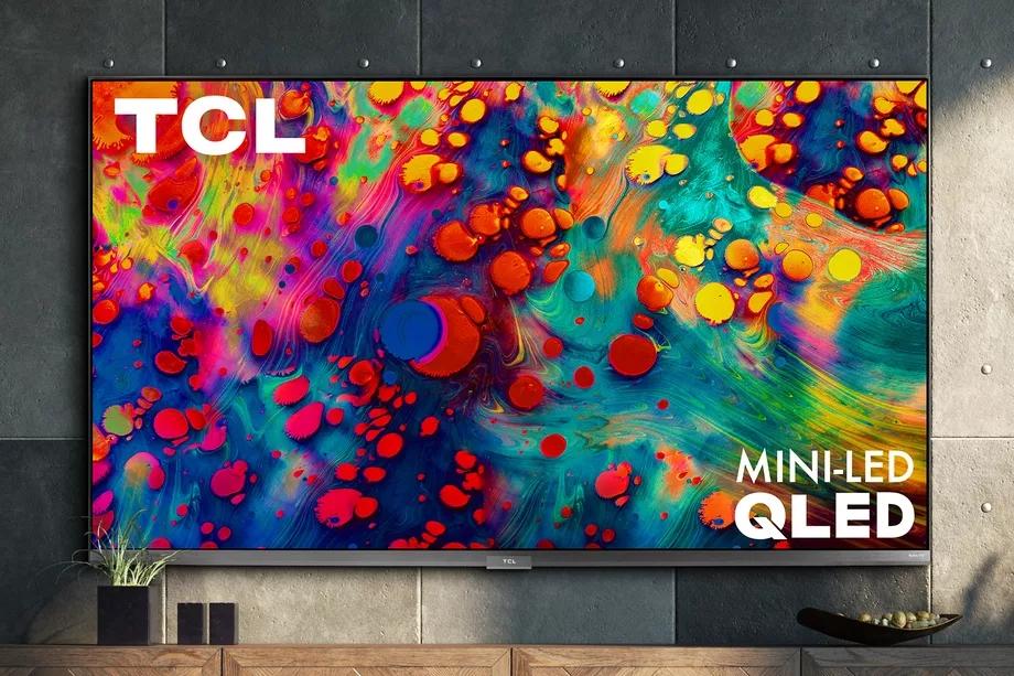 TCL представила флагманские телевизоры споддержкой 4К и120 Гц
