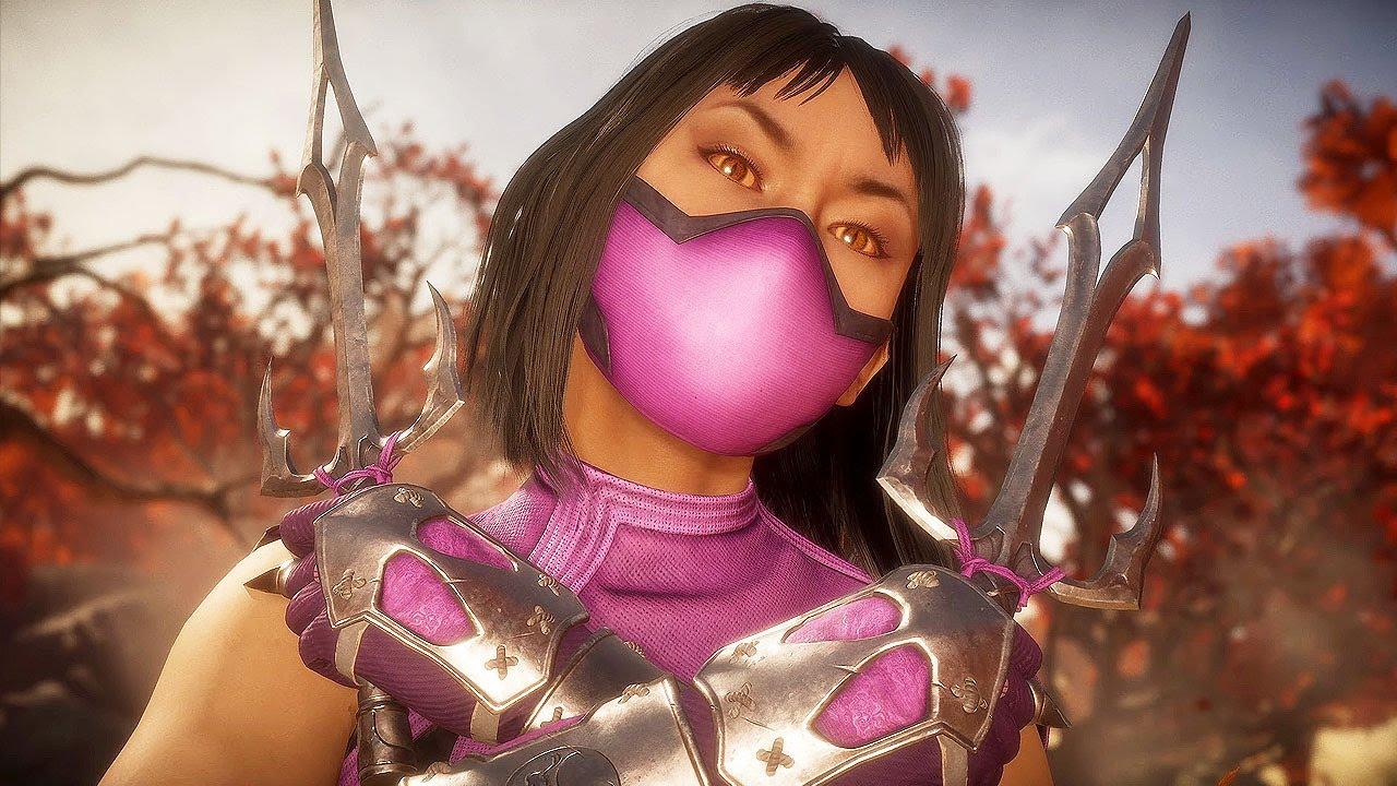 Вышел новый геймплейный трейлер Mortal Kombat11. Его посвятили Милине