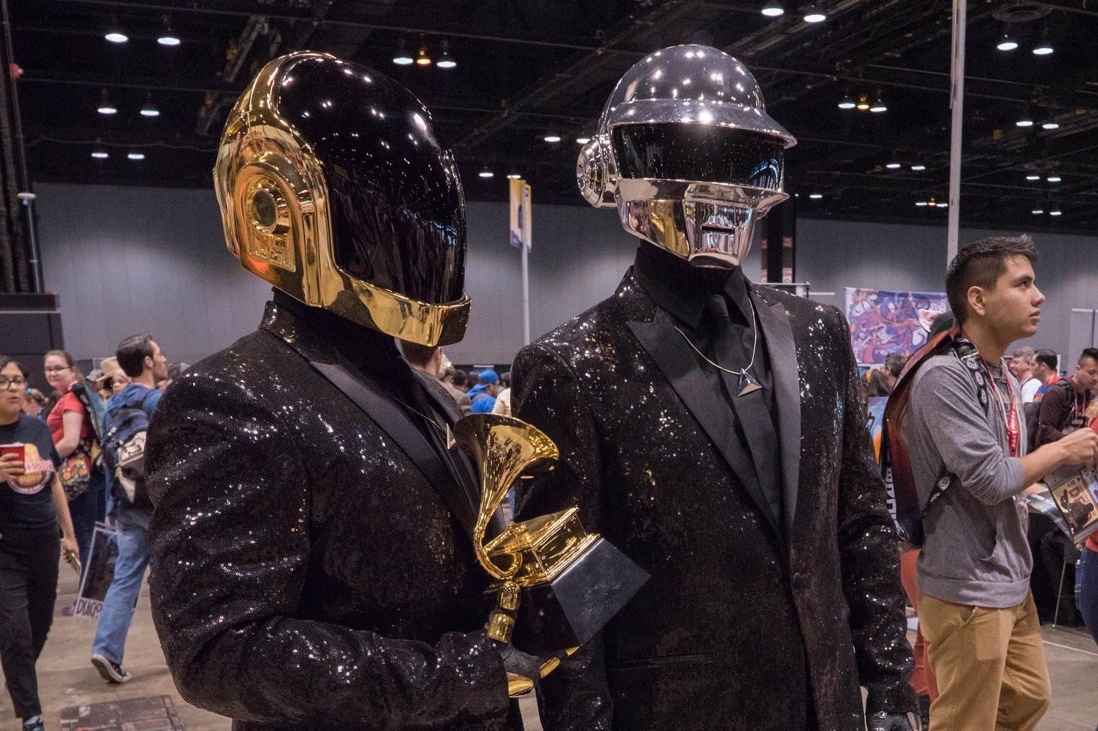 Последняя великая группа девяностых. В чем феномен Daft Punk