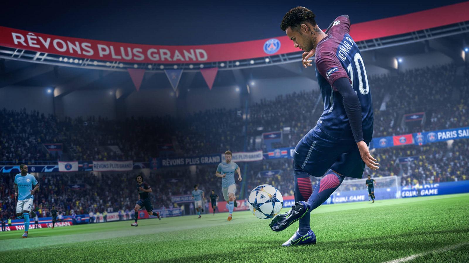 Критики хвалят FIFA 20, хотя геймплей в игре особо не изменилcя