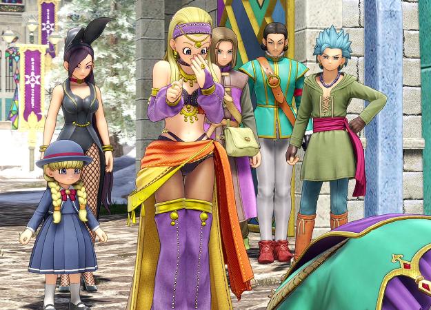 Уже в этом году Dragon Quest получит полнометражный мультфильм
