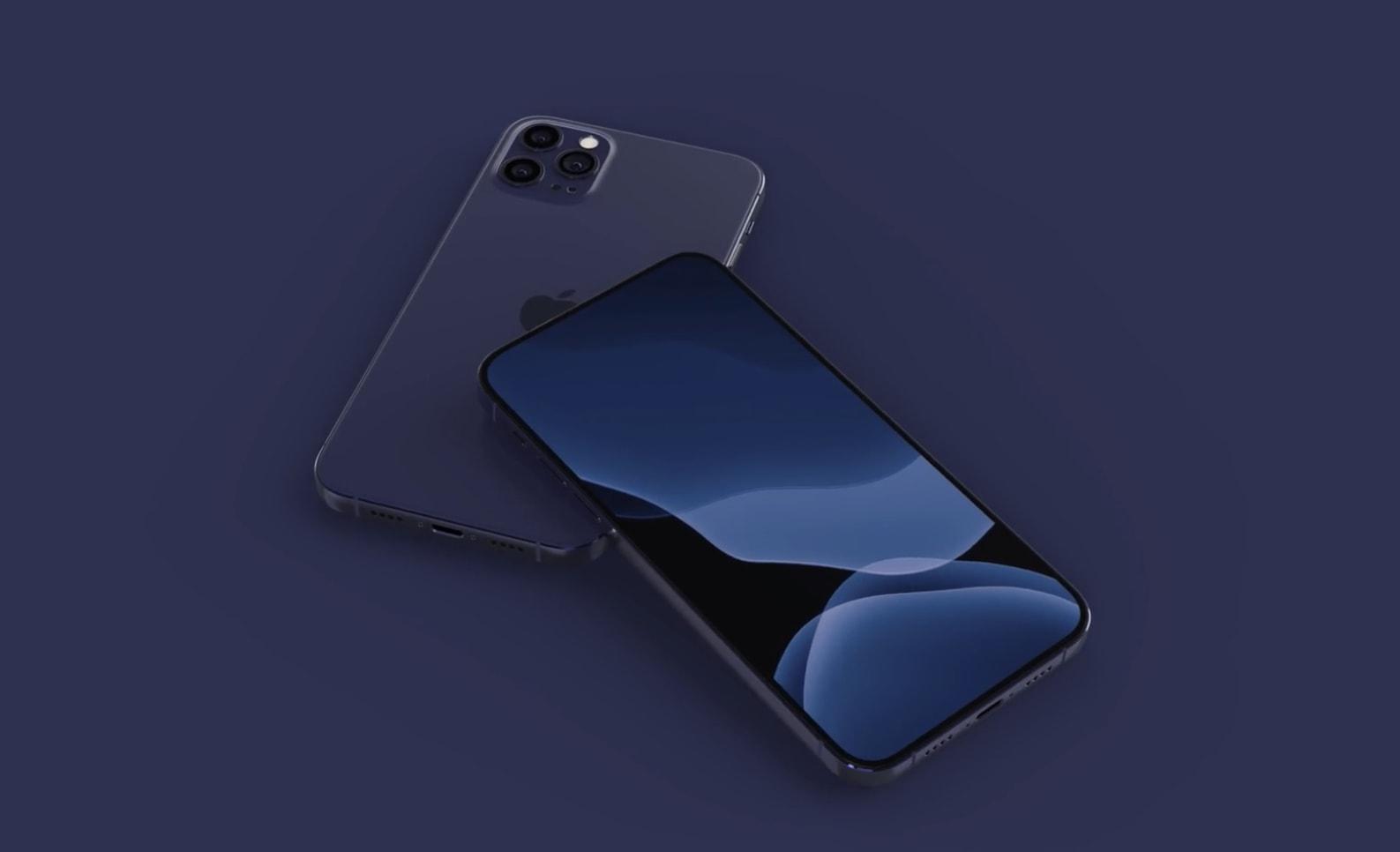 iPhone 12 получит новый цвет. Иэто  тренд 2020 года