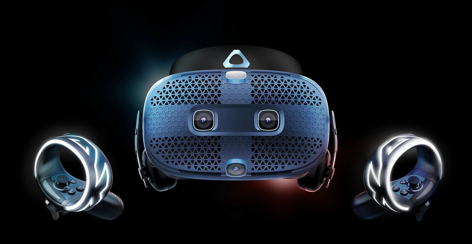 HTC представила новую серию VR-шлемов VIVE Cosmos: виртуальная реальность налюбой вкус икошелек