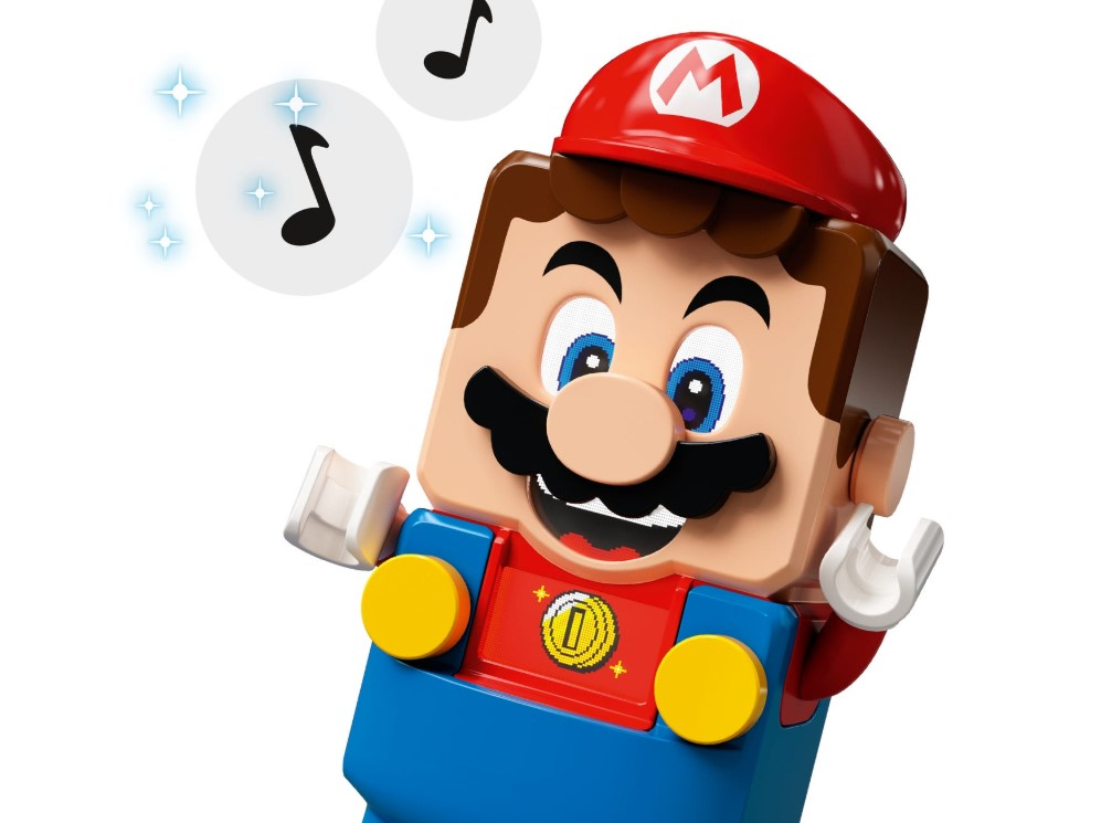 ВРоссии стартовал предзаказ LEGO Super Mario