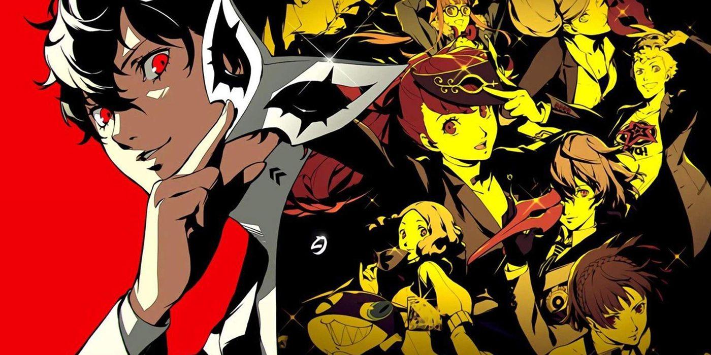 Рецензия на Persona 5 Royal