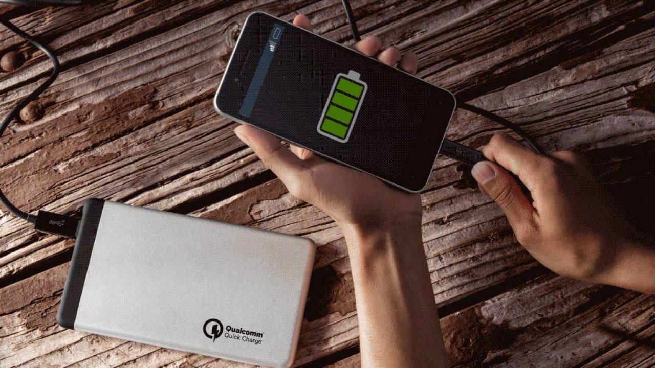 Qualcomm представила быструю зарядку для недорогих смартфонов Quick Charge3+