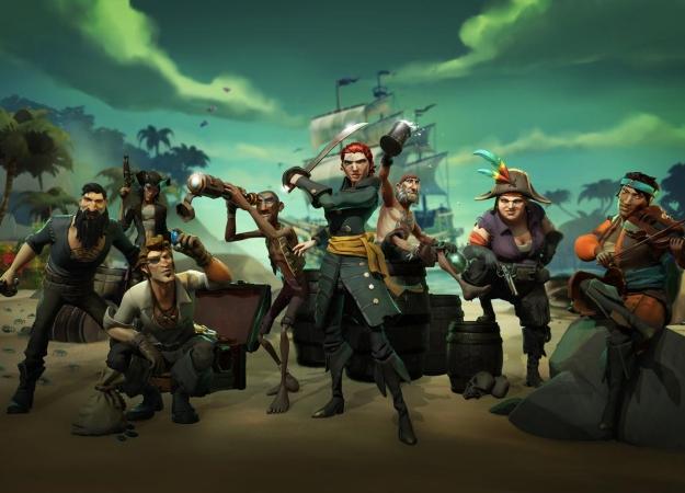 Разработчики Sea ofThieves попросьбе игроков превратили патч первого дня вшутку