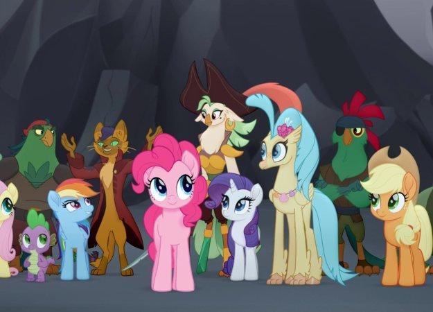 «Вы, пони, бешеные»: вышел новый трейлер MyLittle Pony: The Movie