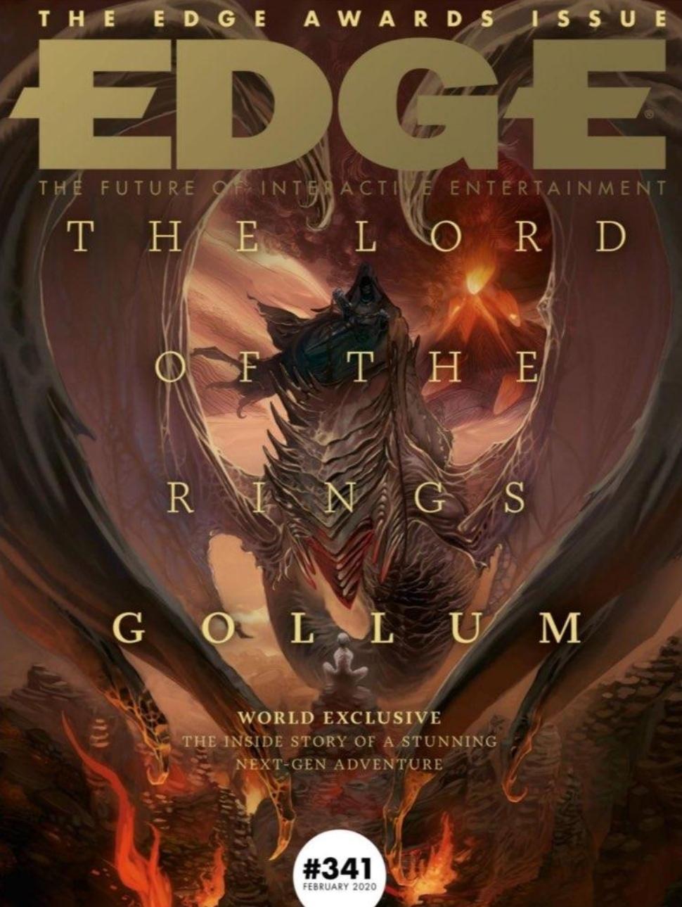 Первые подробности об The Lord of the Rings: Gollum — новой игре про Голлума