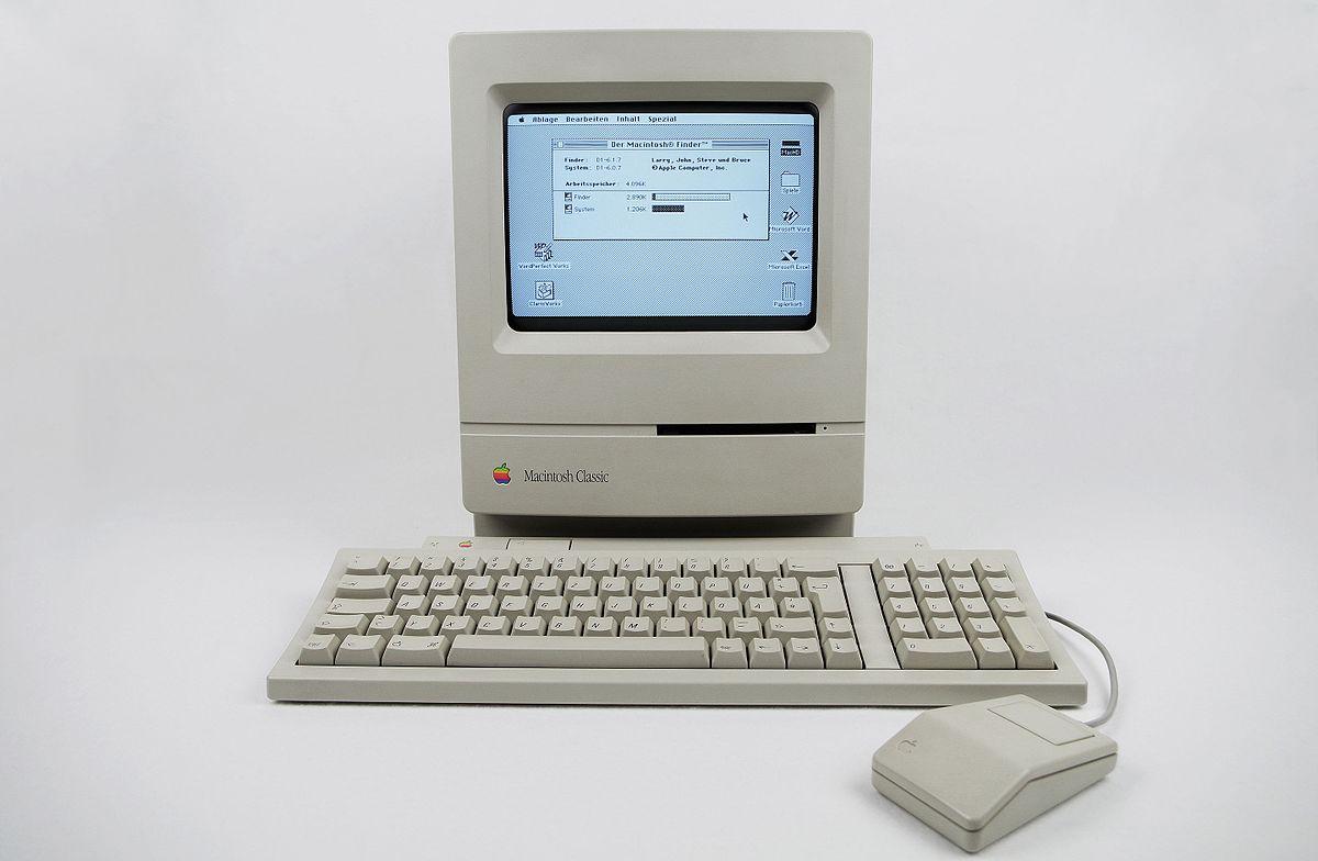 Прозрачное ретро: прототип Apple Macintosh Classic показали накачественных фото