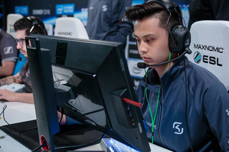 SK Gaming сыграет на Adrenaline Cyber League 2018 вместо Na`Vi