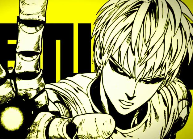 Художник манги One Punch Man напомнил всем овтором сезоне потрясающим артом