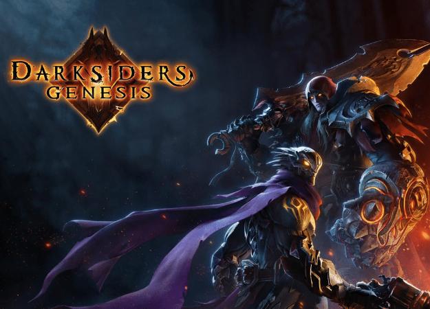 Смена персонажей, битва с боссом и многое другое в почти 25-минутном геймплее Darksiders: Genesis