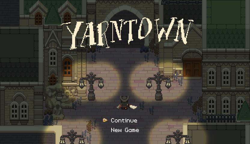 Yarntown— это фанатская Bloodborne в2D. Внее можно сыграть бесплатно