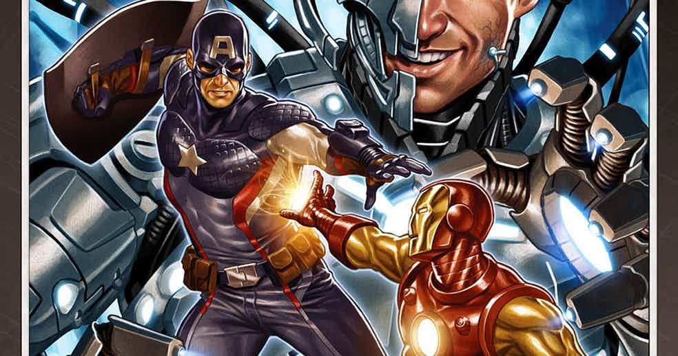 Secret Empire – момент триумфа Капитана Америка