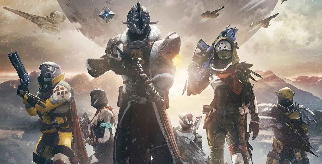 Похоже, авторы Destiny делают новую фэнтезийную RPG