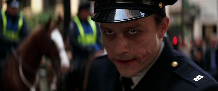 Джокер Полицейский