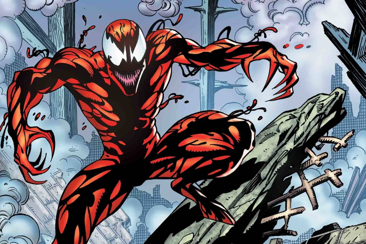 Marvel выпустили анимированный комикс про последнюю жертву Карнажа