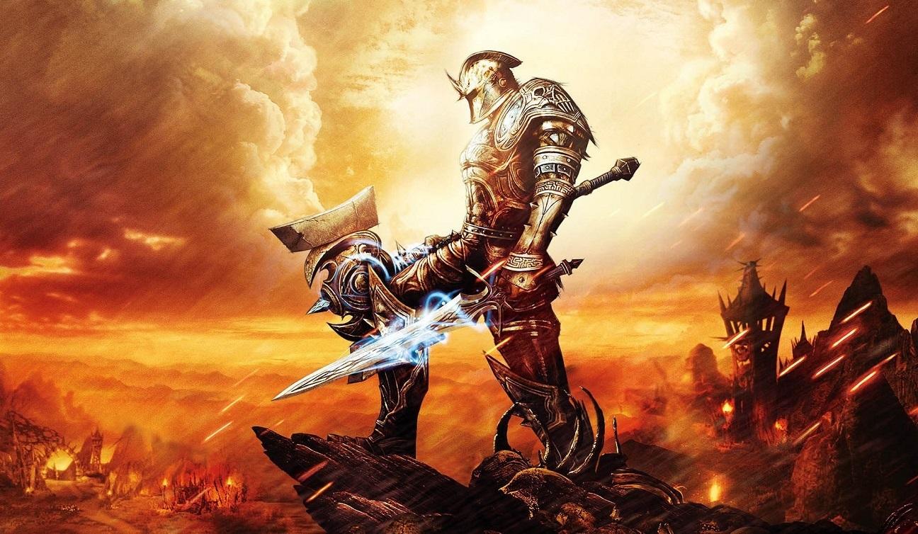 По полкам: Обзор Kingdoms of Amalur: Re-Reckoning — ремастера RPG от дизайнера Morrowind и Oblivion