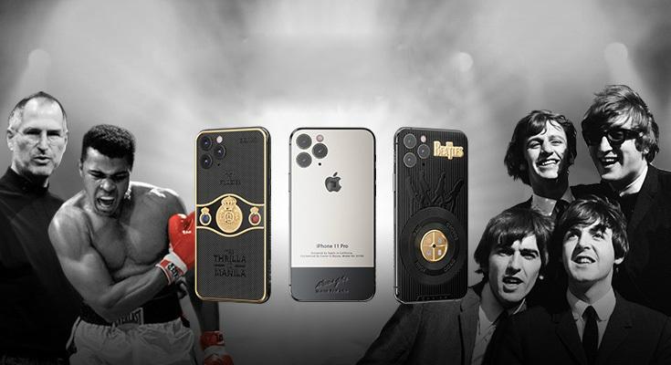 ВРоссии вышел iPhone 11 Pro сфрагментом водолазки Стива Джобса идизайном iPhone 2007 года