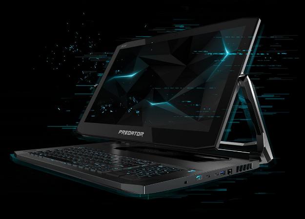 Acer Predator Triton 500 иTriton 900: «заряженные» игровые ноутбуки сновомодным дизайном
