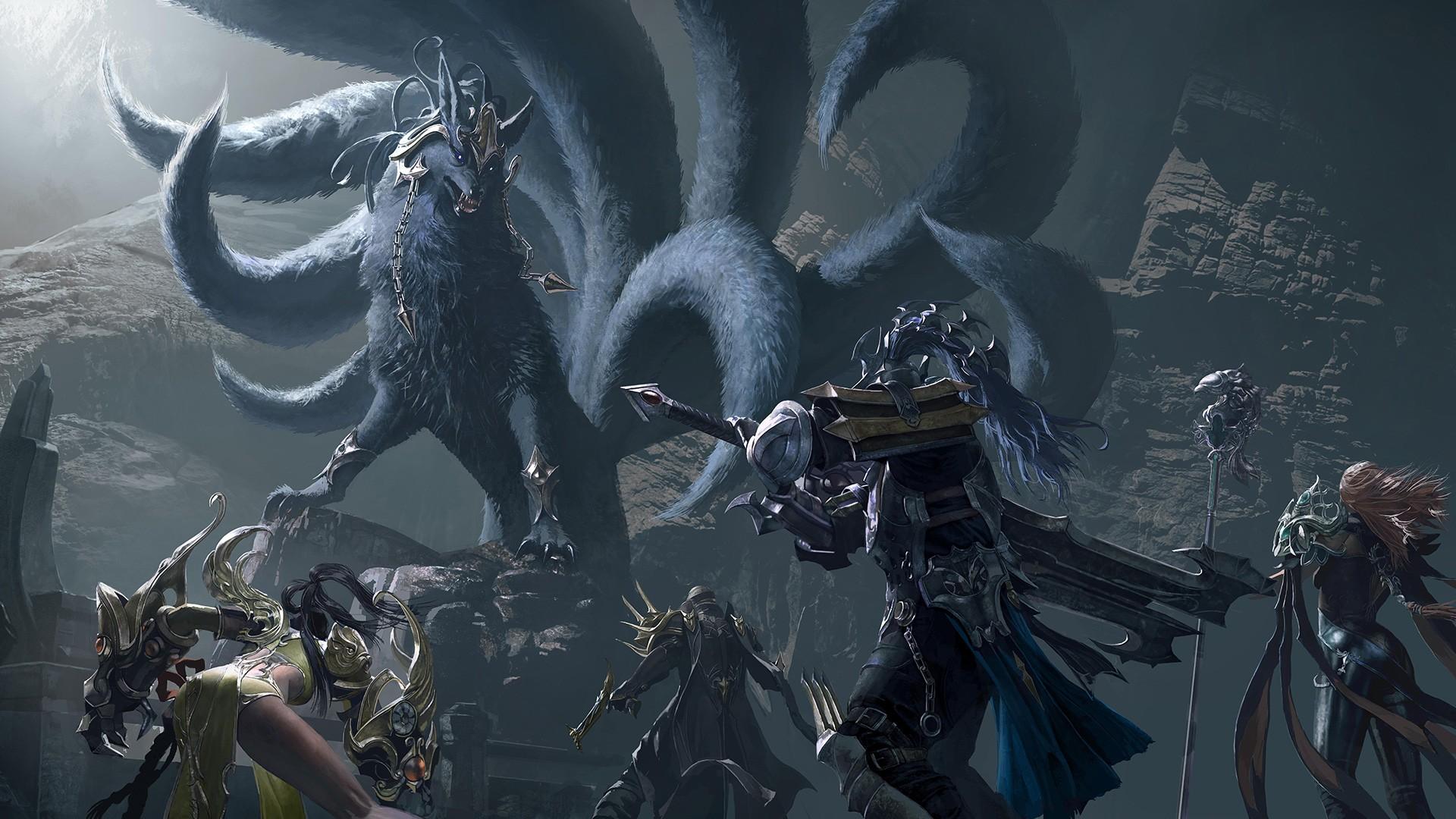 Что ждет игроков в альфа- и бета-тестах RPG Lost Ark?