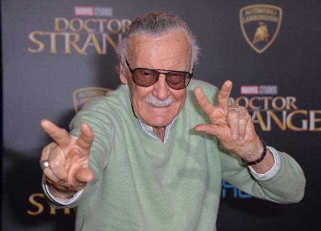 Marvel работает над роликом-трибьютом Стэну Ли— внего войдут кадры сосъемок всех его камео