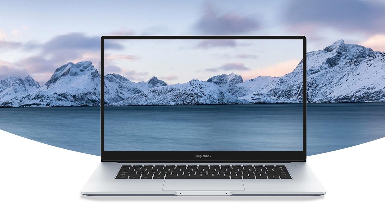 ВРоссии представили доступный ноутбук Honor MagicBook15