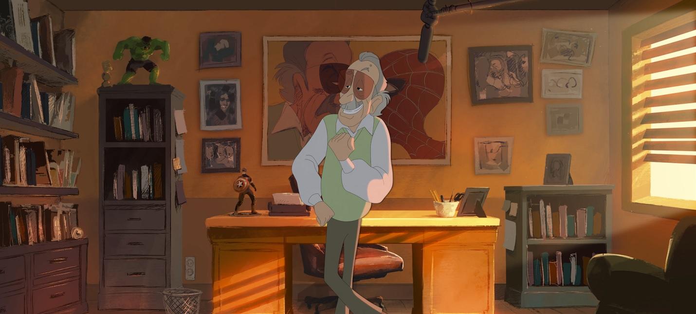 Видео дня: Мультфильм, вкотором Стэн Лирассуждает онецензурной лексике