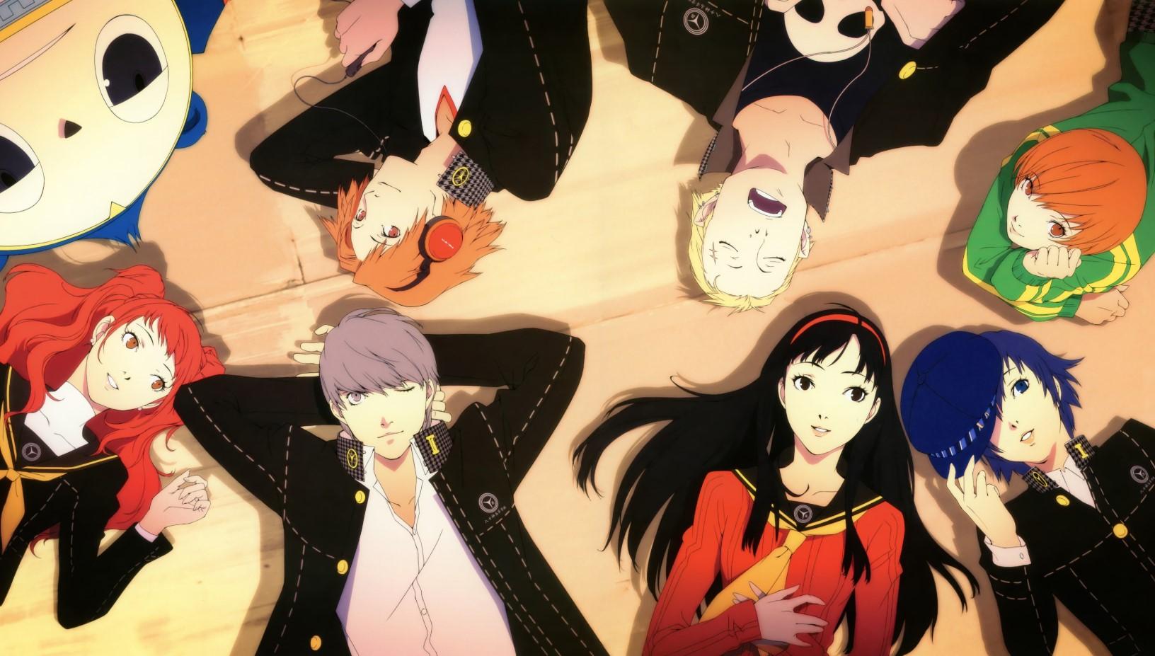 Persona 4 Golden вышла наПК: игра доступна вSteam