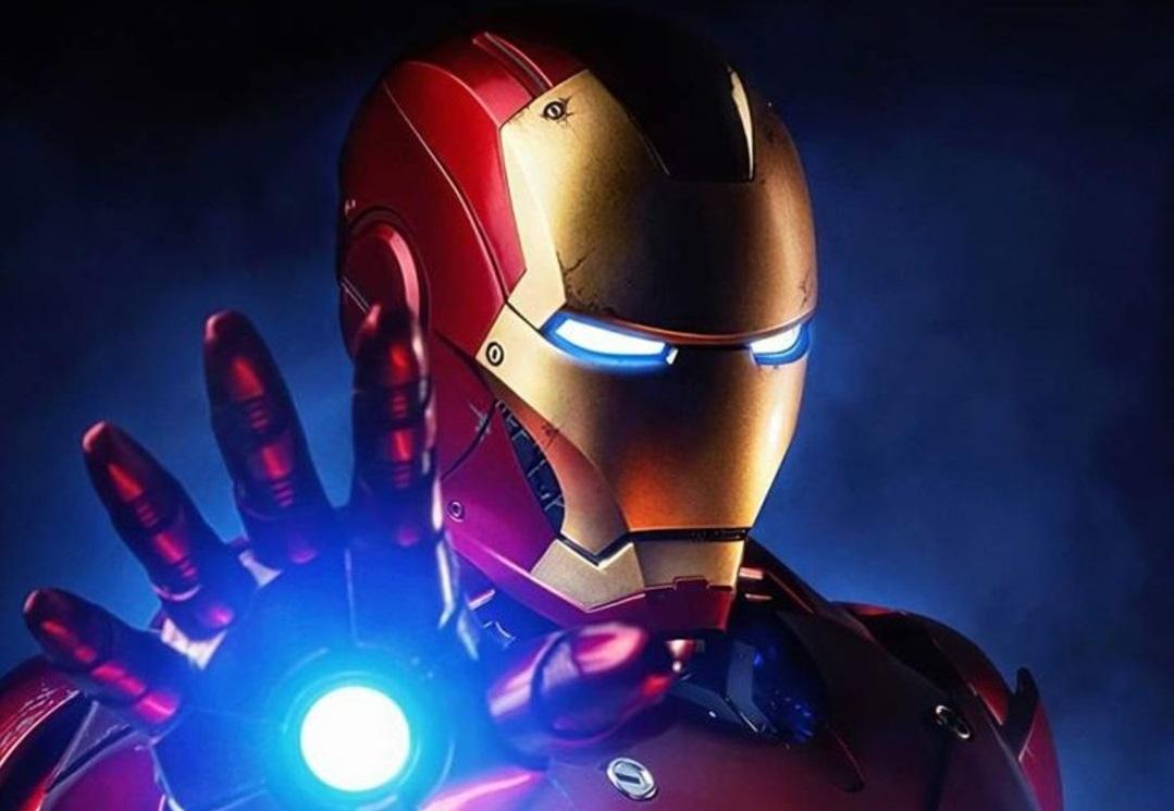 Ютуберы сделали перчатку Железного Человека сплазменным резаком