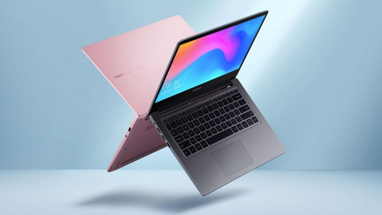Xiaomi представила бюджетные ноутбуки RedmiBook Ryzen Edition