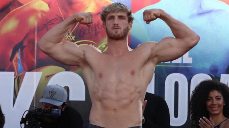 Звезда YouTube Логан Пол получил нокаут отбойца UFC: видео боя
