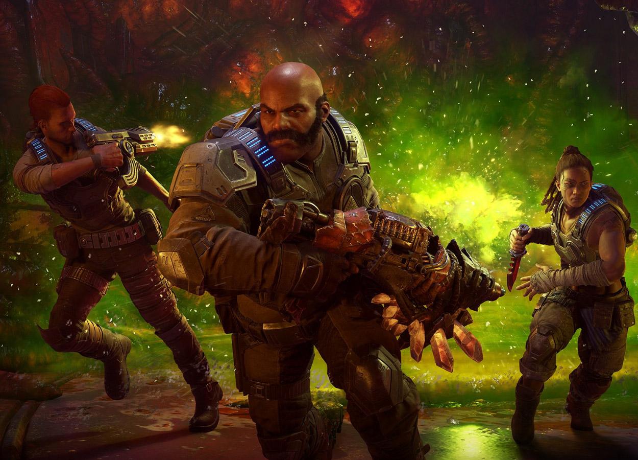 E3 2019. Gears 5— неплохо, ноигру стоило показывать иначе