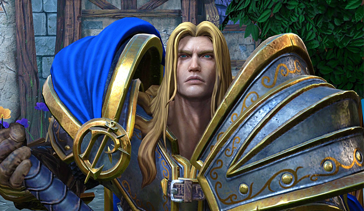 40 минут геймплея миссии «Резня в Стратхольме» из Warcraft III: Reforged