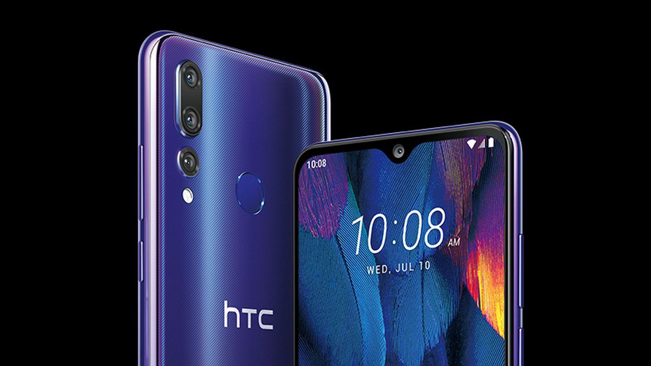 HTC Wildfire X— вышел второй бюджетный смартфон изобновленной серии Wildfire