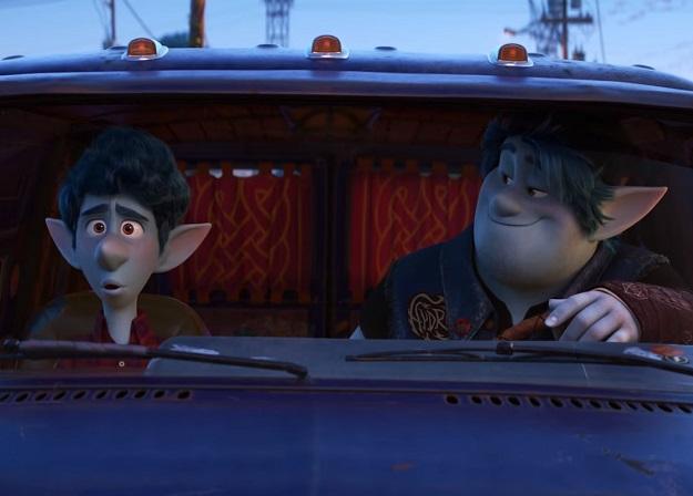 Вышел трейлер «Вперед»— нового мультфильма Pixar про магических существ всовременном мире