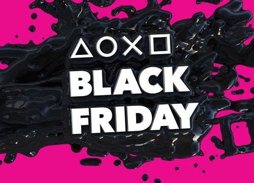 Черная пятница 2017: лучшие предложения по играм